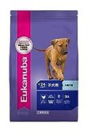 ユーカヌバ ドッグフード 子犬用 12ヶ月まで 大型犬用 チキン 2.7kg