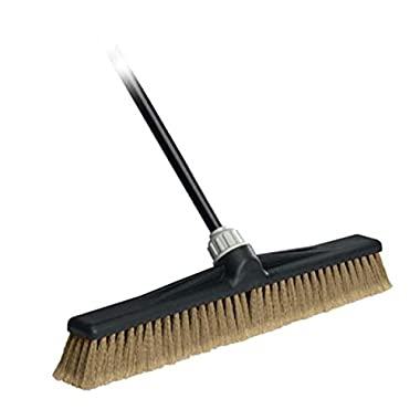O-Cedar Professional 24  Smooth Surface Push Broom