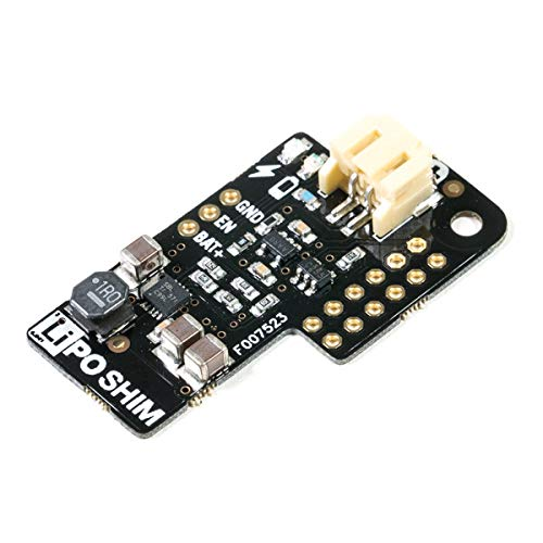 LiPo SHIM - The tiny little LiPo/LiIon power supply shim for all versions of the Raspberry Pi!