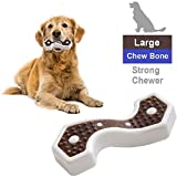 EETOYS Dog Chew Toys for Aggressive Chewers Nearly...
