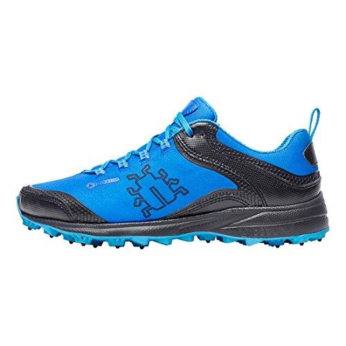 Icebug Aurora BUGrip Shoe - Men's Cobalt/Black 12.5