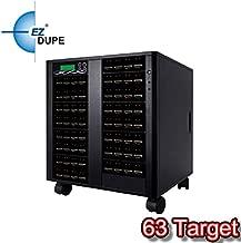 EZ DUPE Spartan 63 Target SD/Micro SD Combo Duplicator Memory tf Card Copier Sanitizer Clone