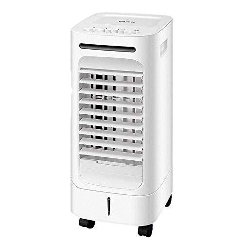 Axdwfd Industriële belventilator, draagbare koelbox, 3 windsnelheden, mute, met 5 liter watertank, voor thuis, slaapkamer, kantoor, slaapkamer