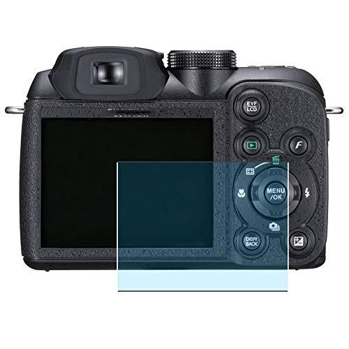 Vaxson 3 Stück Anti Blaulicht Schutzfolie, kompatibel mit Fujifilm FinePix S1500, Displayschutzfolie Anti Blue Light [nicht Panzerglas]