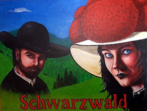 Schwarzwald, Bollenhut, Gemälde