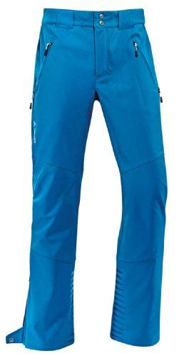 VAUDE 04273 Pantalon pour Homme La Varella Azur 52