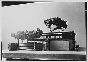 HistoricalFindings Photo: Antonin Raymond,101 Park Avenue, York,NY,Gottscho-Schleisner,1947,Home,1