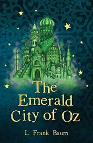 The Emerald City of Oz Illustrated (English Edition)