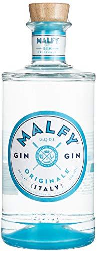 Malfy Gin Originale – Klassischer Dry Gin aus Italien – Hochprozentiger Alkohol mit 41 % Vol – 1 x 0,7L
