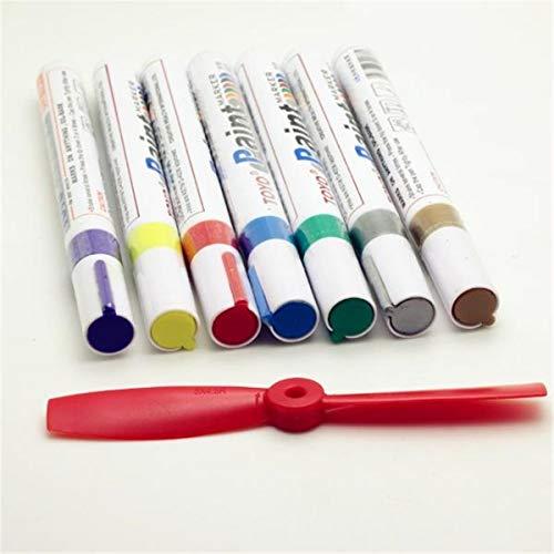 Drone accessoires Lantian DIY Kleurrijke verf Ink Marker Tekenen Doodling Pen Voor FPV Racer Drone 9 Kleur