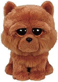 TY Beanie Boo Plush - Barley the Dog 15cm 902e3c006abc