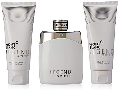 mont-blanc Legend Spirit paquete
