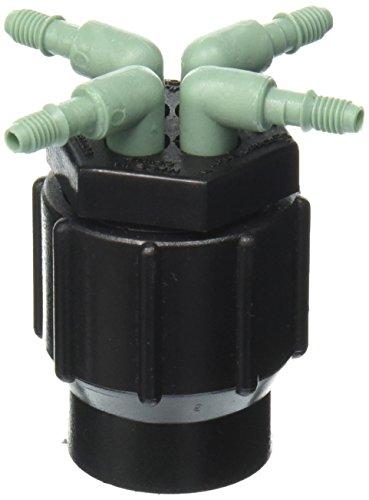 Orbit DripMaster 69025 4Port Manifold Full Flow
