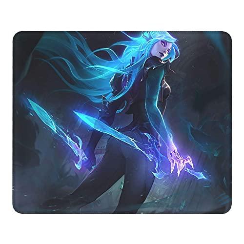 Katarina LOL League of Legends Tapis de souris Tapis de souris d