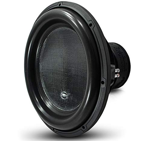 "Harmony Audio HA-ML181 Monolith 18"" Car Stereo Competition SPL Sub 3500W Dual 1 Ohm Subwoofer"