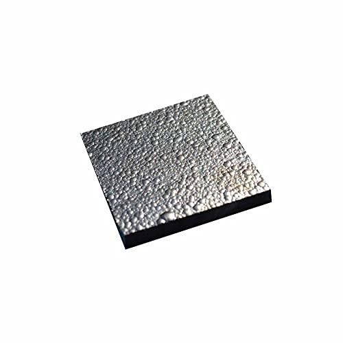 GOONSDS Hoja de Grafito pirolítico - Material Altamente diamagnético para Laboratorio y crisol,20x20x1mm