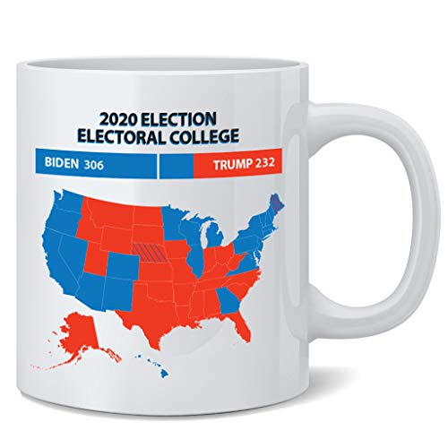 Poster Foundry 2020 Electoral College Map Mug -  889022