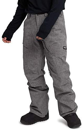 Burton Ballast Gore-Tex Snowboard Pants Mens Sz XXL Bog Heather