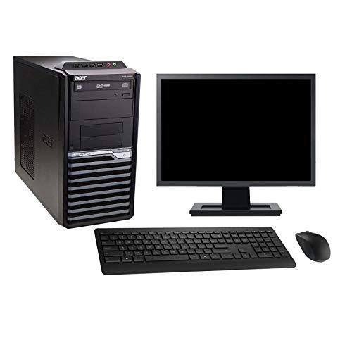 Acer PC Tour M2610G Screen 22 ' Intel i5-2400 RAM 8Go Disk 500Go Windows 10 Wifi (Reconditioned)