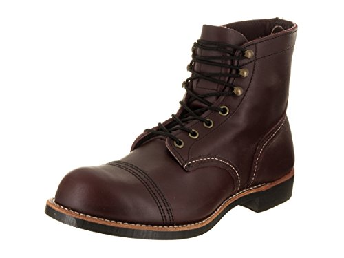 Red Wing Heritage Iron Ranger 6-Inch Boot, Oxblood Mesa, 10 D(M) US