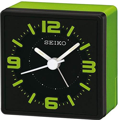 Seiko wekker, groen