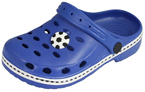 sleedy Kinder Clogs 22/23 Navy