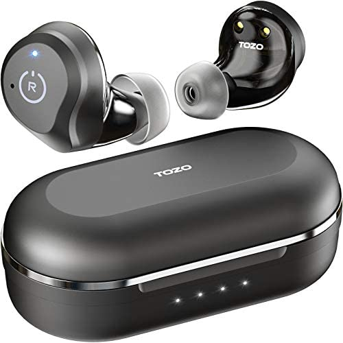 TOZO NC9 Hybrid Active Noise Cancelling Wireless Earbuds ANC in Ear Headphones IPX6 Waterproof product image