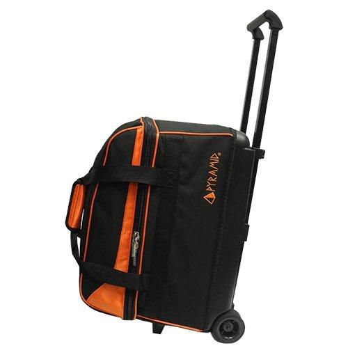 Pyramid Prime Double Roller Bowlingtasche (Orange)