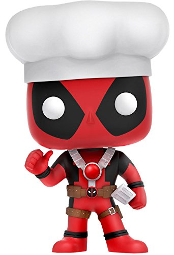Funko Pop Deadpool Cocinero (Deadpool 115) Funko Pop Deadpool