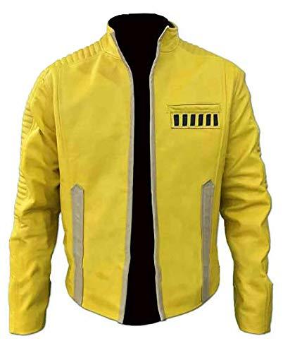 Mark Hamill Star Wars New Hope Luke Skywalker - Chaqueta amarilla