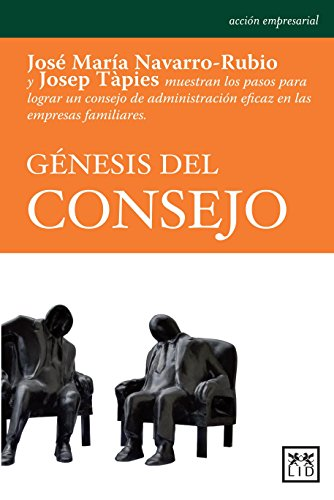 Génesis Del Consejo: José María Navarro-Rubio Y Josep Tàpies Muestran Los Pasos Para Lograr Un...