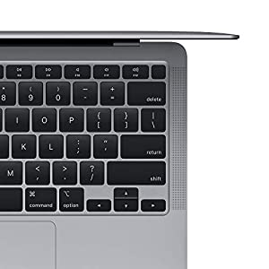 Apple MacBook Air (13-inch, 8GB RAM, 512GB SSD Storage) - Space Gray (Latest Model)