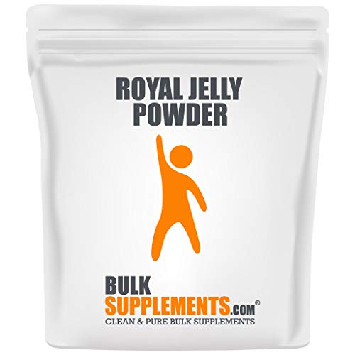 BulkSupplements Royal Jelly Powder