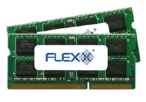 Flexx Ram memory upgrades 8GB kit (4GBx2) DDR3 PC3 8500 1067Mhz for your Apple iMac & Macbook Pro
