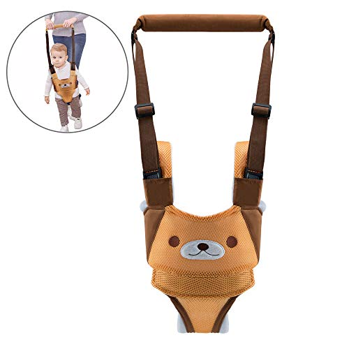 YFSEOS Arnés de Seguridad Bebe,Toddler Walking Assistant,Ajustable Arnés de Seguridad Bebe con Hebilla de Seguridad,Transpirable Cinturón de Andador (B)