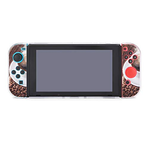 Coque de protection pour Nintendo Switch, grains de café durable pour Nintendo Switch et Joy Con