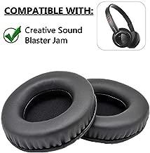 YDYBZB Earpads Cushion Ear Pads Replacement Pillow for Creative Sound Blaster Jam Headphone