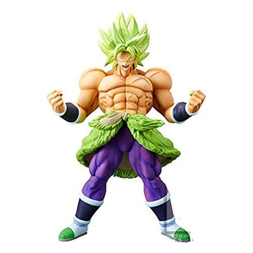 lkw-love Nueva Dragon Ball Super Figura Super Broly Figura Anime Figura Figurita