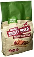 The ideal mixer for sensitive dogs Rich in flavour from fresh meat Perfect for home prepared raw diets No wheat gluten A wholesome blend of oats, fresh vegetables & superfoods
