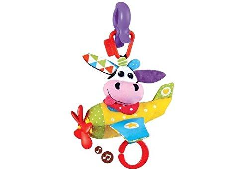 Yookidoo Avión Musical Toca y Juega Vaca