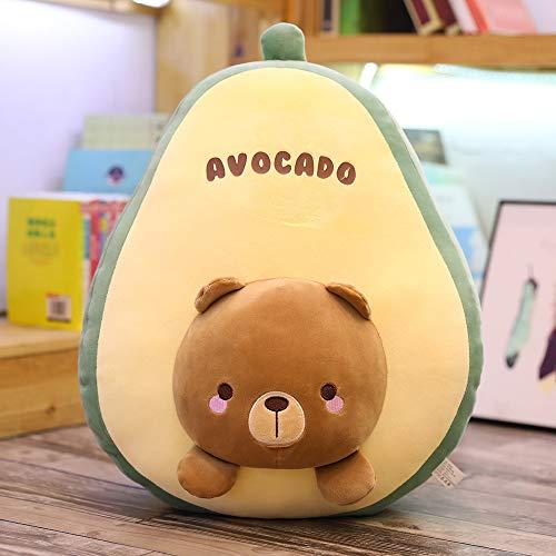 feimeifen Animal pig holding pillow rabbit dinosaur bear plush toy girl cushion 45cm QI