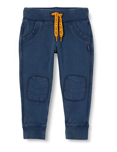 Noppies Baby-Jungen B Slim fit Pants Vredenburg Hose, Midnight Navy-P228, 80