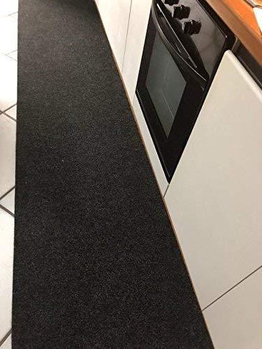 M.Service Srl Tappeto/Passatoia Multifunzione in Moquette - sotto lavello - Adatto per Cucina e Bagno - Antiscivolo - Elevata Resistenza - Mis. h 67 x 300 cm (Bruciato)