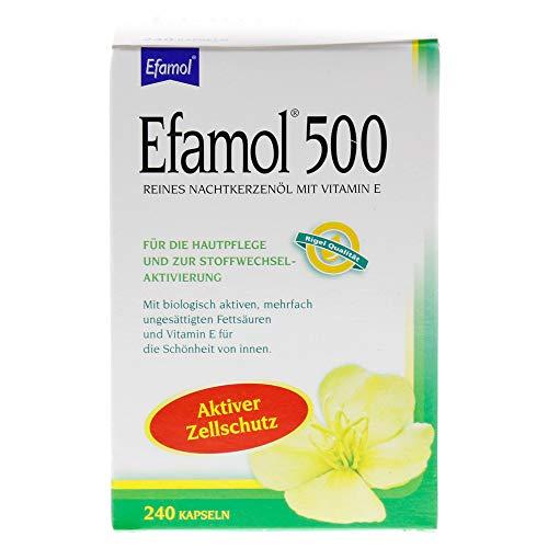 EFAMOL 500 Kapseln, 240 St