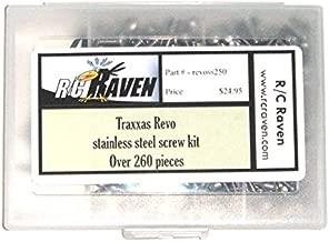 Revo 260 Piece Stainless Steel Hex Screw Kit