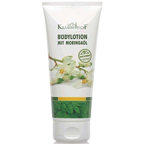 Kräuterhof Loción para el cuerpo con aceite de Moringa 2 x 200 ml