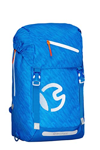 ergonomischer Schulrucksack 28l Classic Blue