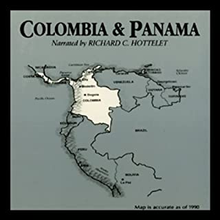 Colombia and Panama cover art