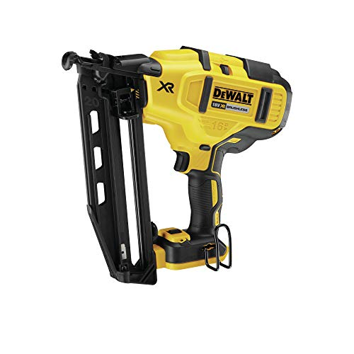 Dewalt DCN660N-XJ DCN660N Brushless Framing Nailer Bare Unit, 200 W, 18 V, Yellow