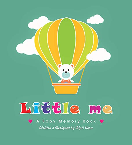 Little Me, A Baby Memory Book | Baby Record Book | Baby Journal | Baby Milestone Book | Modern Baby Shower Gift | Gender Neutral.(English)